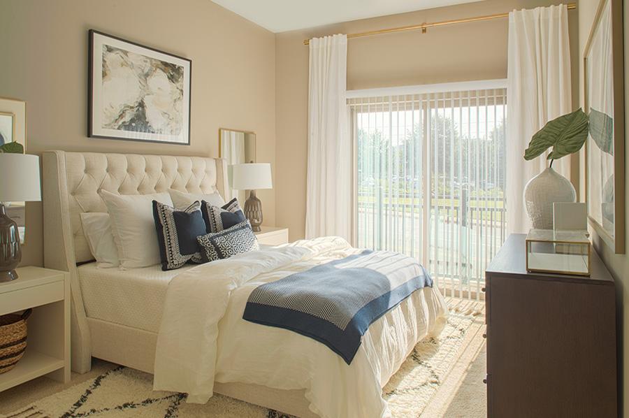 757 North - Bedroom - Developed by Laurel Street
