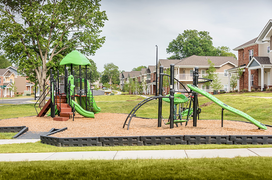Brenner Crossing - Community Playground