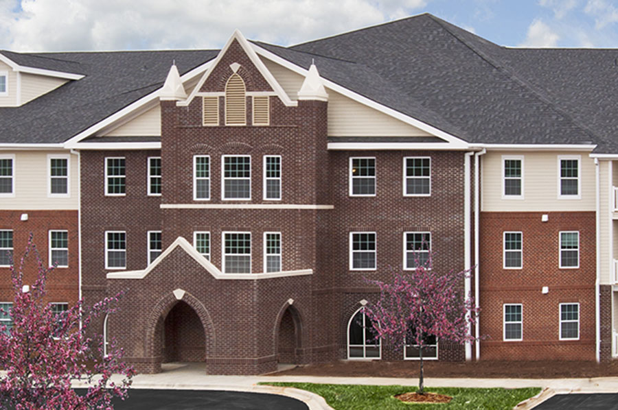 Loftin at Montcross Belmont - Developed by Laurel Street