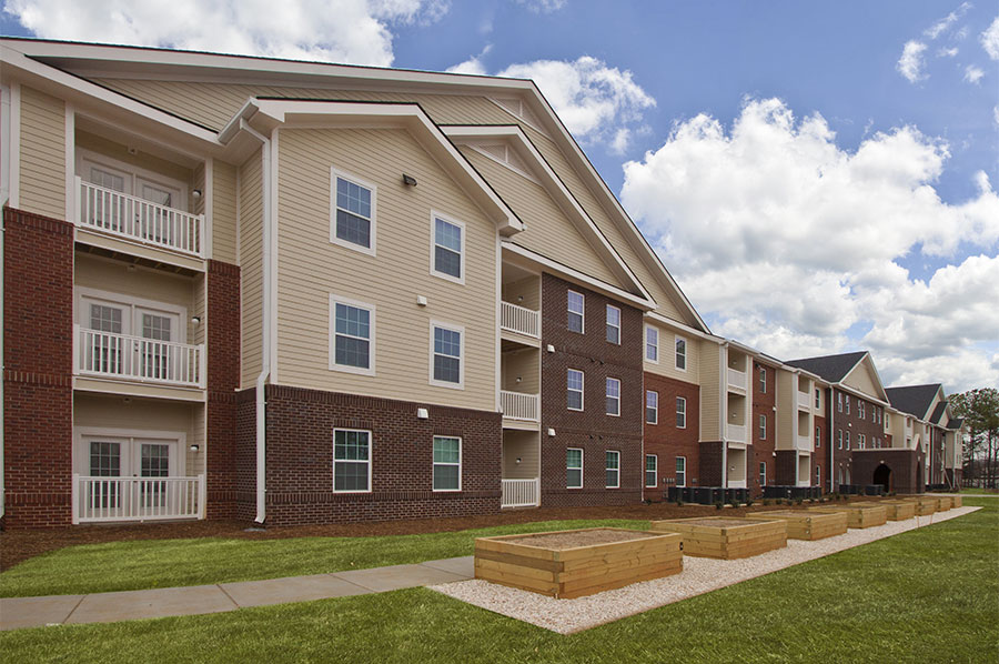 Loftin at Montcross - Developed by Laurel Street