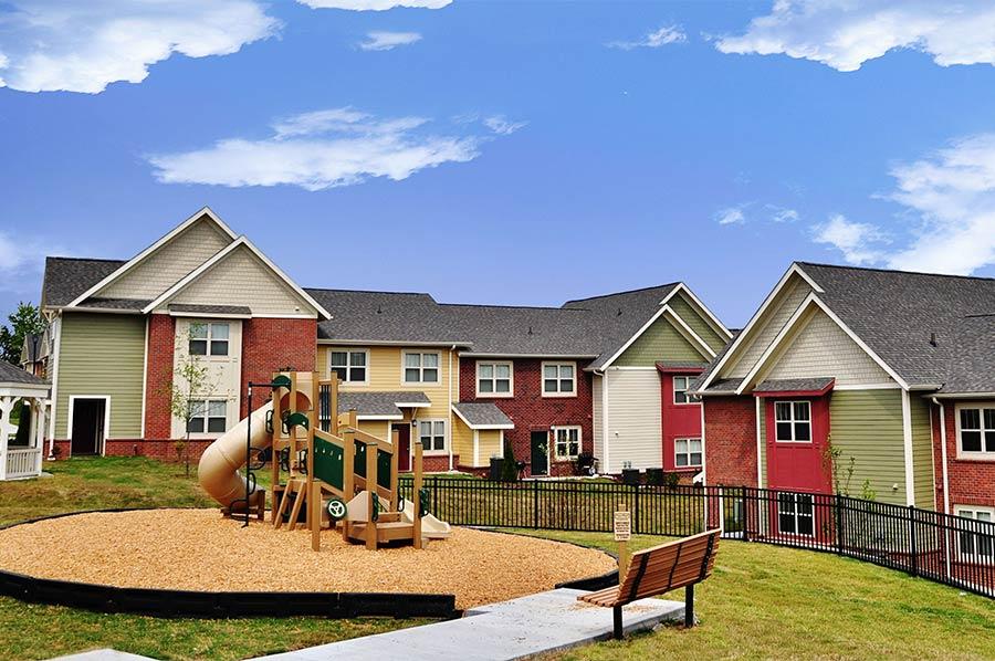 Park Terrace Playground - Laurel Street