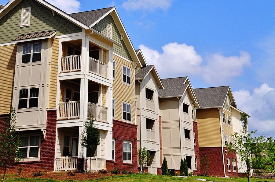 Park Terrace Housing - Laurel Street
