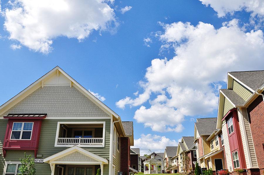 Residences at Park Terrace - Laurel Street