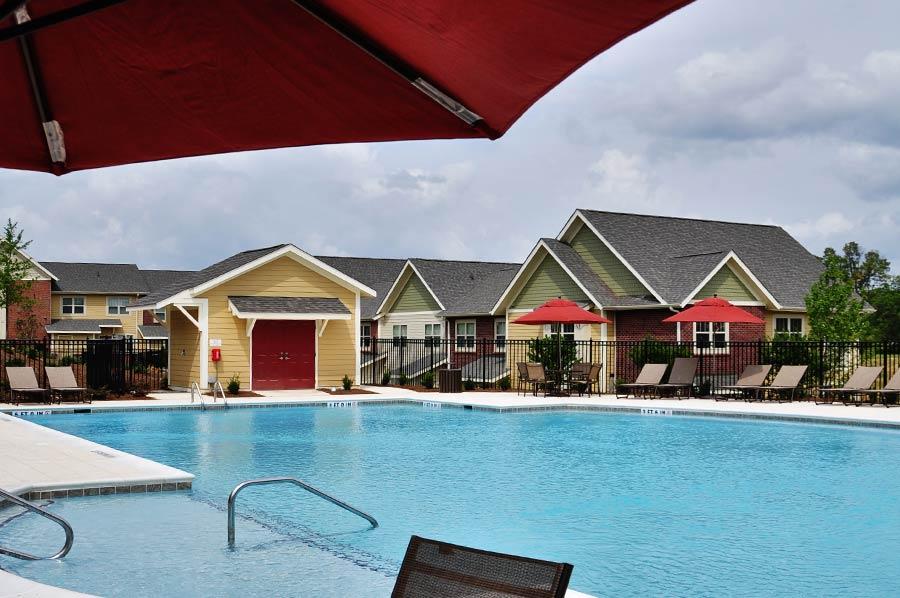 Park Terraace Pool - Laurel Street