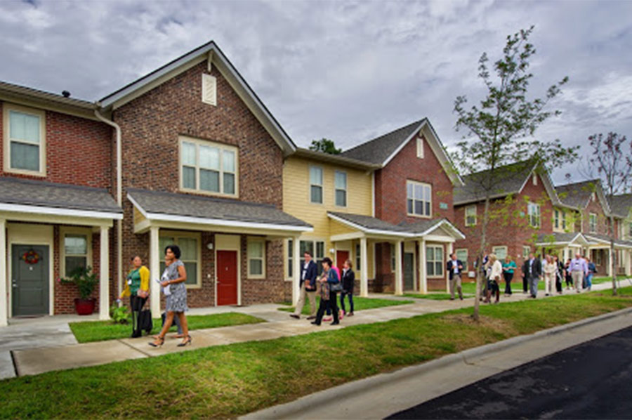 Residents at Renaissance - Developed by Laurel Street