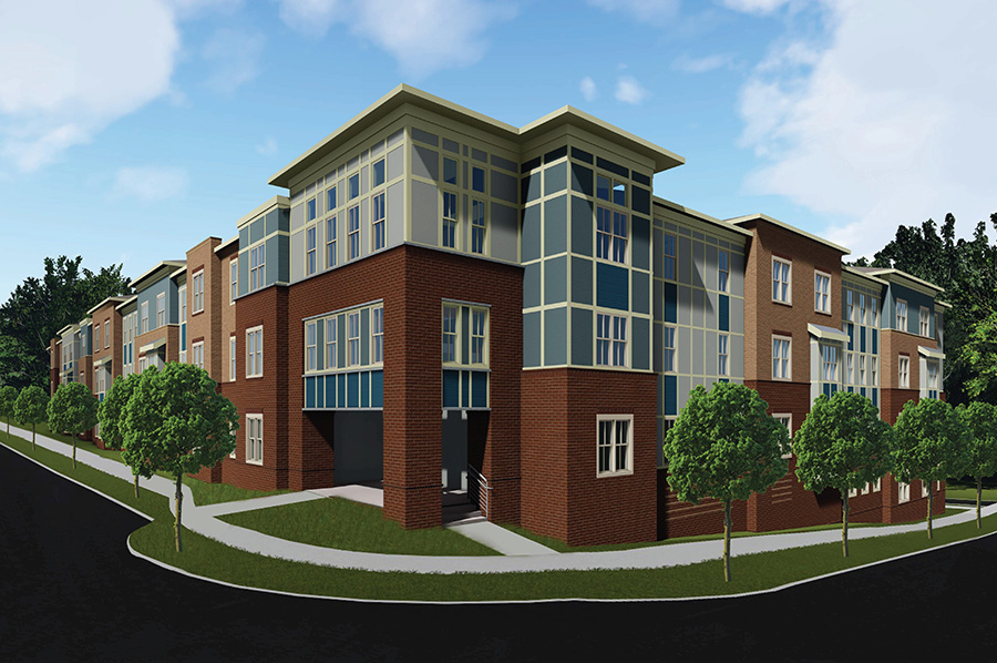 Grier Heights - Rendering